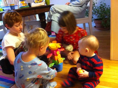 Playing with Cousins