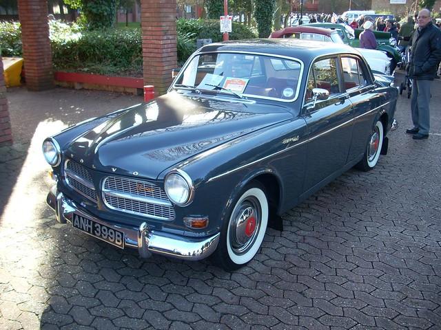 1964 Volvo Amazon 122s Flickr Photo Sharing