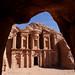 Petra monastery by maxturner64