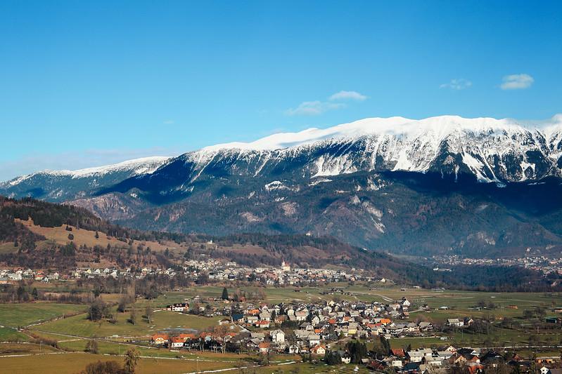 Julian Alps.