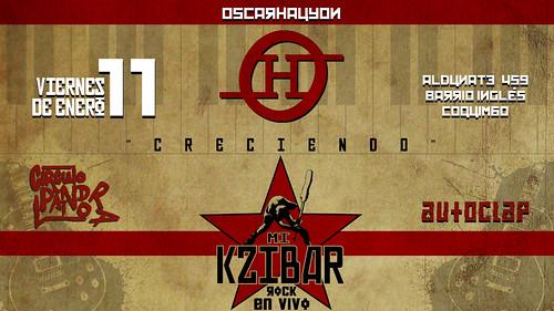 KZI BAR - 11/Ene/2013 by Oscar Hauyon