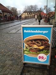 Bakklandsburger