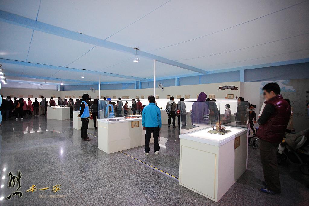 高雄國立科學工藝博物館|過年親子好去處|立體書展覽|科學活動與展覽|3D影像視覺體驗