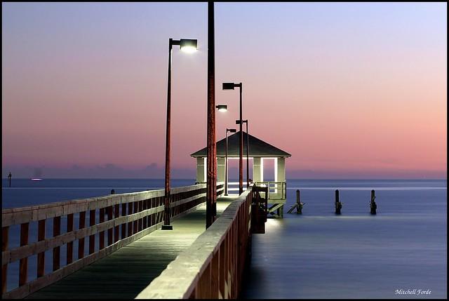 Biloxi Pier Flickr Photo Sharing