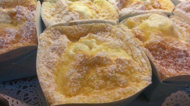 Japanese Hokkaido Cake Recipe: The French Baker At SM Lanang Premier In