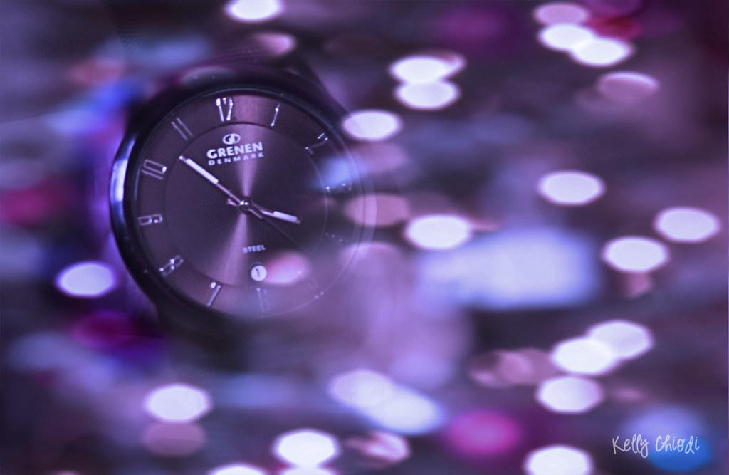 Purple watch WM
