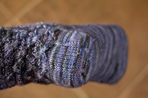 Heel closeup: Shur'tugal