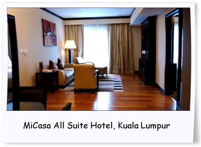 MiCasa All Suite Hotel, Kuala Lumpur