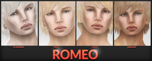 Reila Skins : Romeo Out Now!