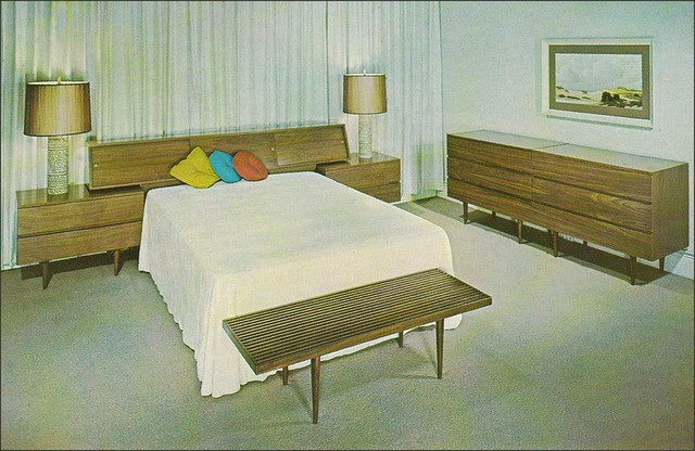 Smilow Thielle Bedroom Suite Ny 1960s Flickr Photo Sharing