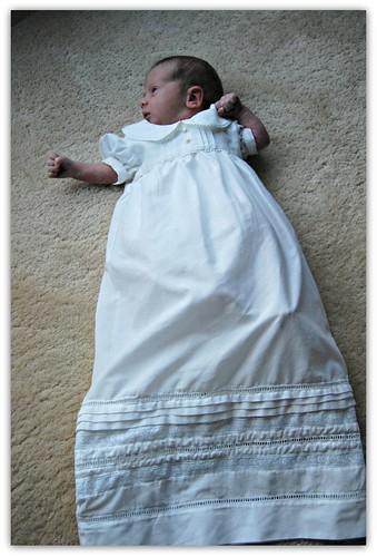 Baptismal Gown III