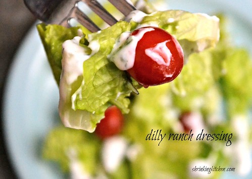 dilly ranch dressing