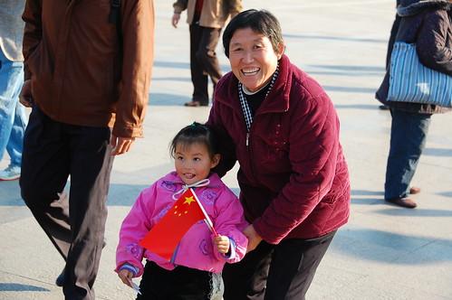 Vagabonding in China