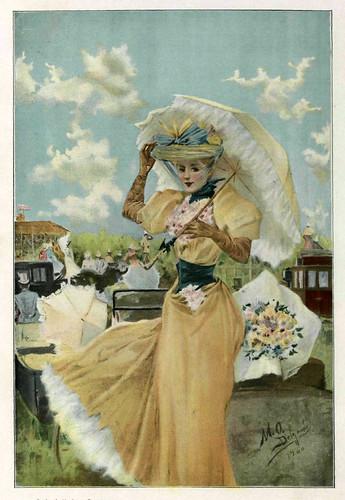 016-Cuadro de Oriol Delgado-Album Salon enero 1903- Hemeroteca digital de la Biblioteca Nacional de España