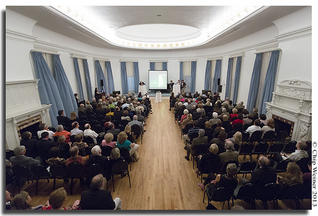 The Grand Salon was filled with members of Ye Mystic Krewe of Gasparilla and Henry Plant Museum Society_1