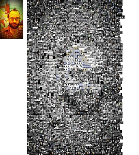 Mathpunk Photomosaic