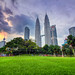 KLCC in Sunsite by Rithauddin