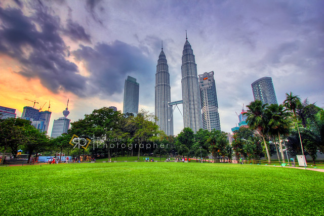 KLCC in Sunsite