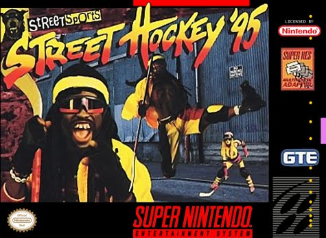 Street Hockey 95
