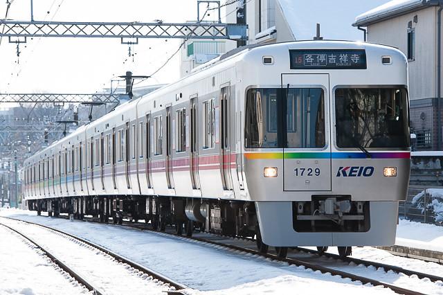 京王電鉄井の頭線1000系1779F