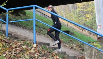 Nejen pro začátečníky: Schody jako vysoce efektivní tréninkový prostředek