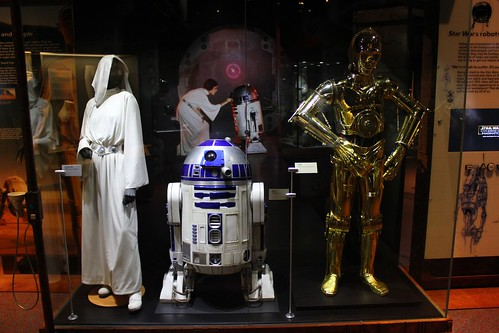 Star Wars exhibit at the Orlando Science Center
