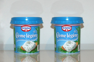 09 - Zutat Creme legere / Ingredient creme legere