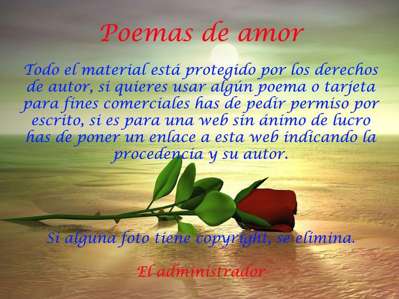 acerca de poemas de amor