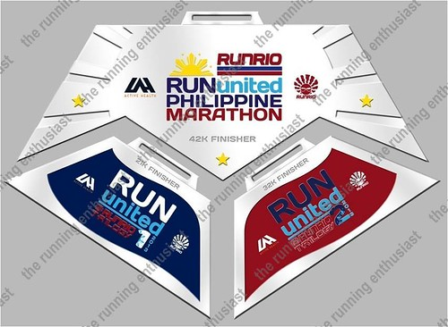 the running enthusiast runrio trilogy run united 2013 united medals 2
