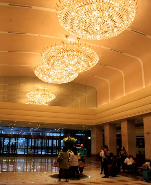 Keio Plaza: ótimo hotel em meio aos arranha-céus de Shinjuku, em Tóquio