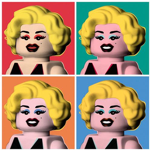 Marilyn by powerpig