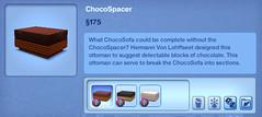 ChocoSpacer