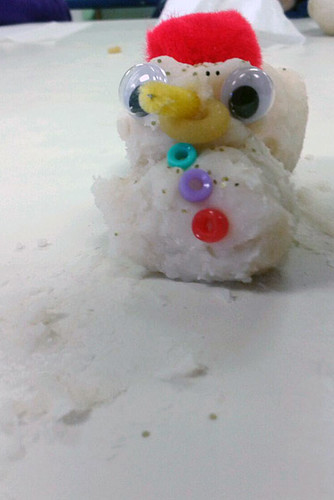 Auttie-Playdough-Snowman