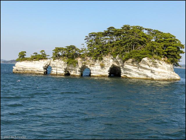 Matsushima Cruise-- Kaneshima