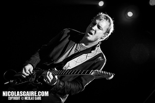 Kenny Wayne Shepherd @ Trianon, Paris | 09.07.2012