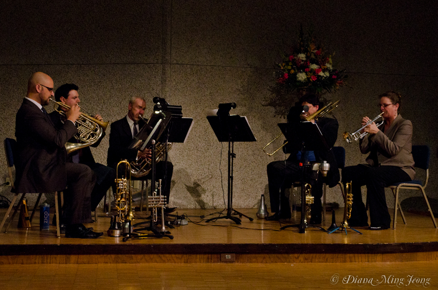 The Modern Brass Quintet
