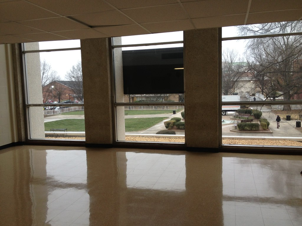 Shaw University   Res. Hall Open Area In Female Dorm (2nd Fl) Part 79