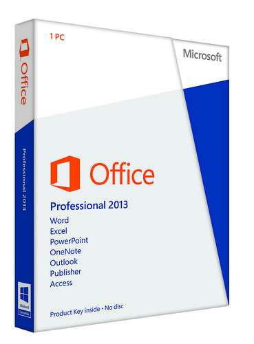 Microsoft Releases Office 365 & Office 2013