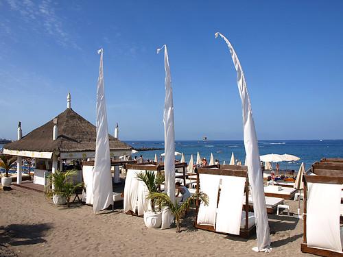 Balinese Beds, Playa Fañabe, Costa Adeje