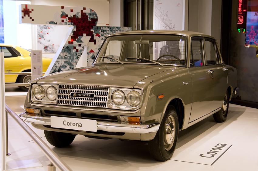 1965–69 Toyota Corona Sedan (RT40)
