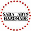 sara arts handmade logo