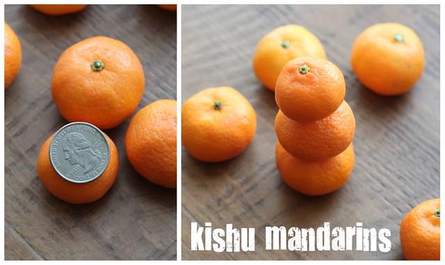 Kishu Mandarins
