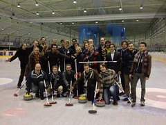 ALV 2013 & Curling clinic