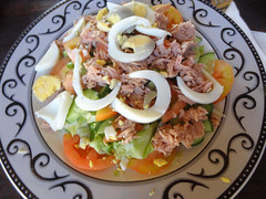 Tuna Salad, Solitaire Country Lodge, Solitaire, Na…