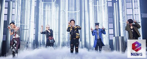Big Bang - Mnet M!Countdown - 07may2015 - enews24 - 04