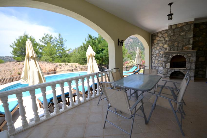 kiralık yazlık villa - 3071