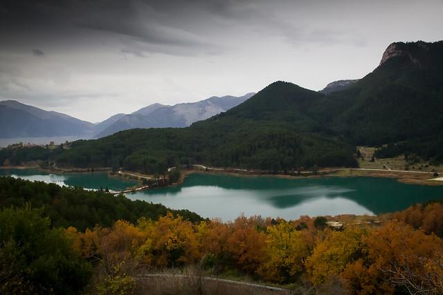 lake Doxa...