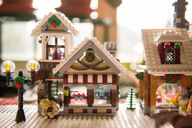 Santa's Toy Shoppe