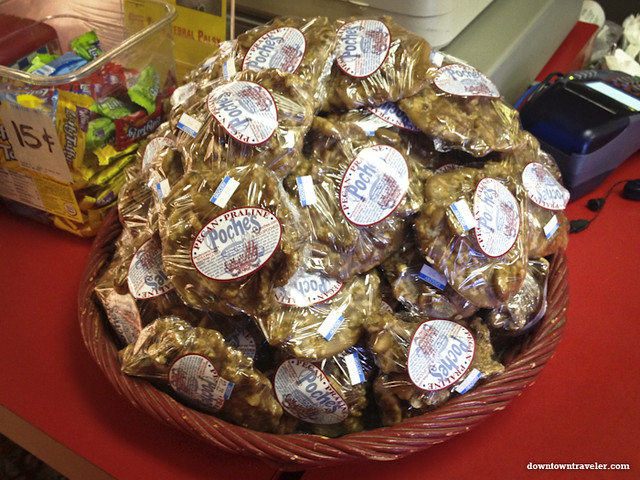 Cajun Cuisine Pralines from Poches
