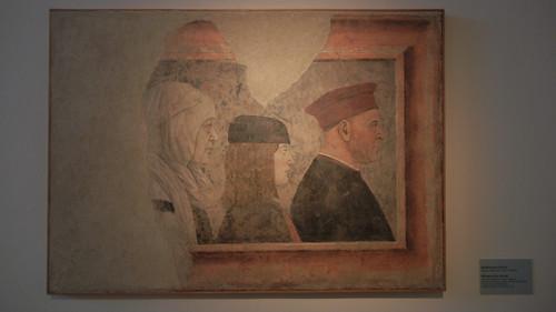 DSCN3797 _ Ritratto di tre devoti, Baldassarre d'Este